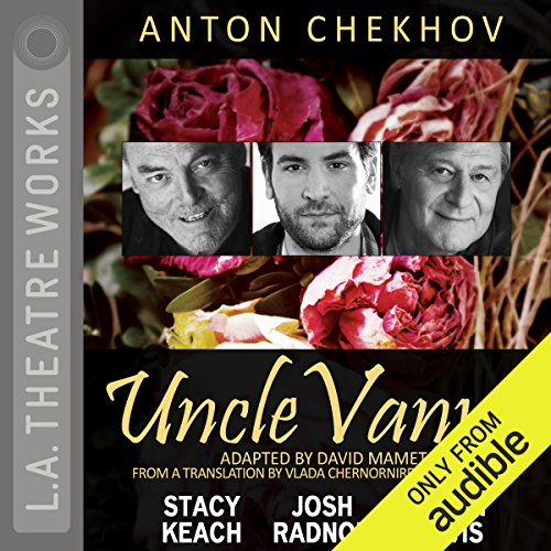 Uncle Vanya audiobook cover art