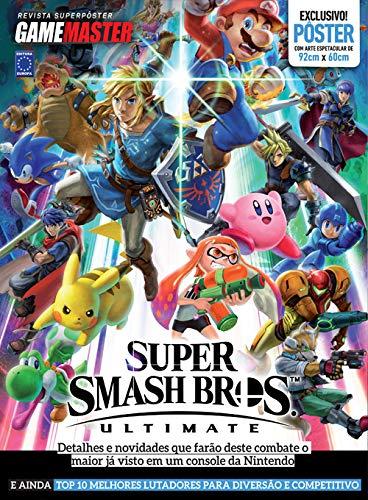 Superpôster Game Master - Super Smash Bros Ultimate