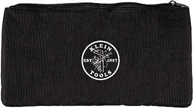 Klein Tools Klein VDV770500 Ton ve Prob için Fermuarlı Kese, Siyah Naylon