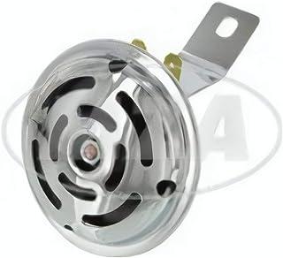Hupe (Signalhorn) 6V   verchromt   S50, S51, S70   (Befestigung am Gehäusemittelteil)