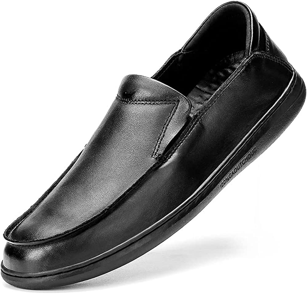 JTOP Men's Penny Loafers Comfort Max 86% OFF 2021 Moccasin Shoes Driving Leather