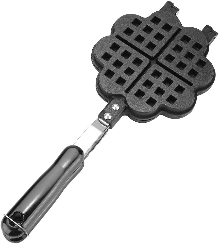Non-stick Waffle Iron Stovetop Shap Loveheart Popular High material brand in the world Pan Mould