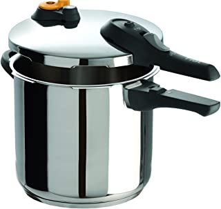 T-fal P25144 Stainless Steel Dishwasher Safe PTFE PFOA and Cadmium Free 10 / 15-PSI..