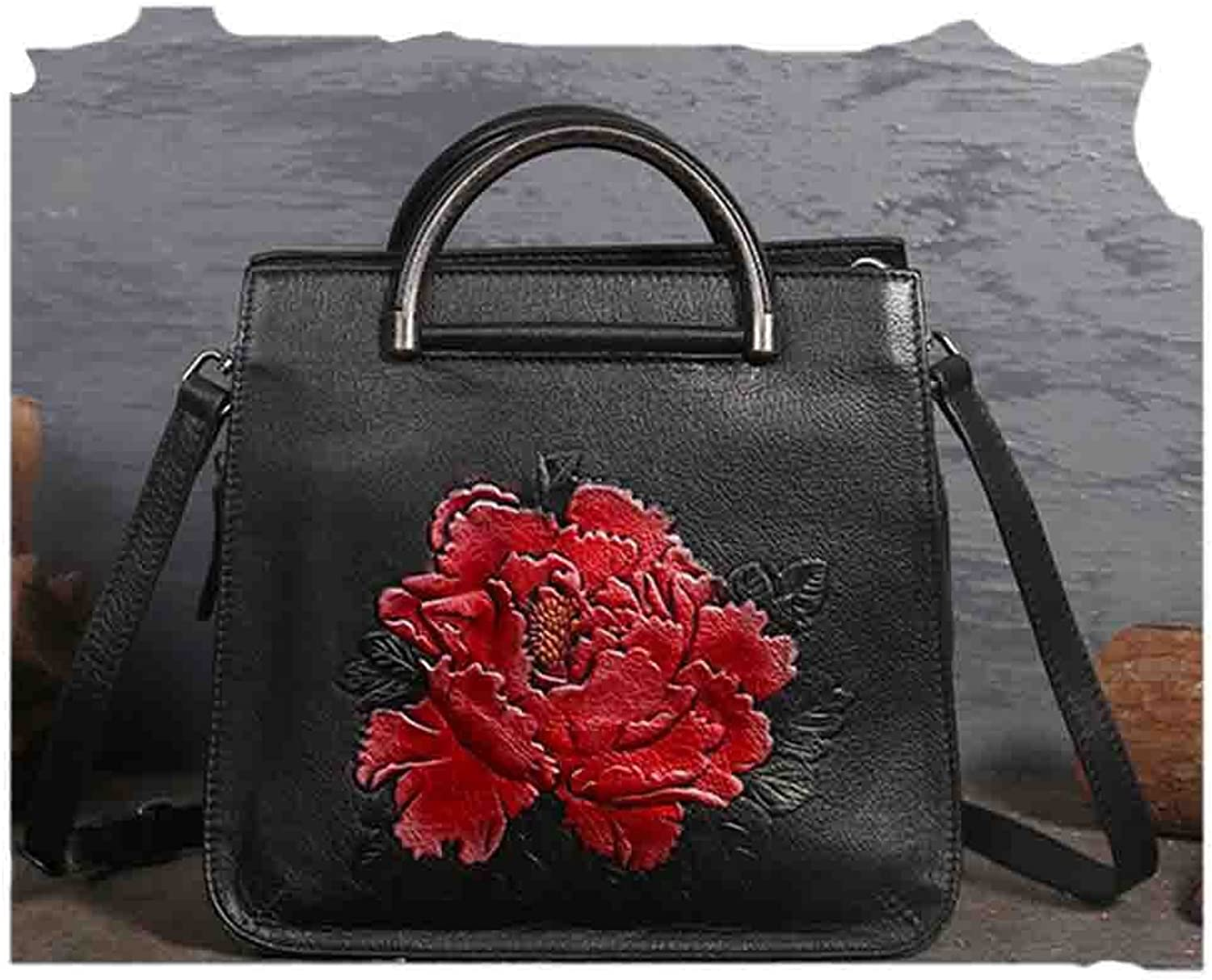 Joyloading Printed Flower Design Clutch Handbags
