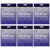 6 Pack 1030 Correctable Film Ribbon, Black by BROTHER INTL. CORP. (Catalog Category: Computer/Supplies & Data Storage / Ribbons / Typewriter)