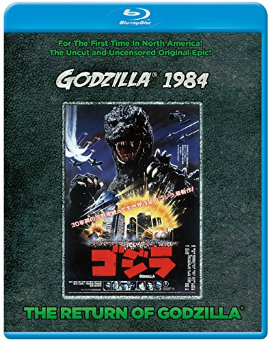 The Return of Godzilla [Blu-ray]
