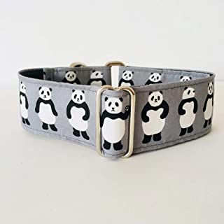 4GUAUS Collar Martingale para Perros - Modelo Oso Panda
