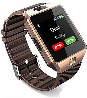 Demaco DZ09 Smart Watch 4G Gold