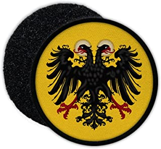 Holy Roman Empire German Nation Germany Medieval Coat of Arms Eagle Flag Badge Emblem - Patch/Patches