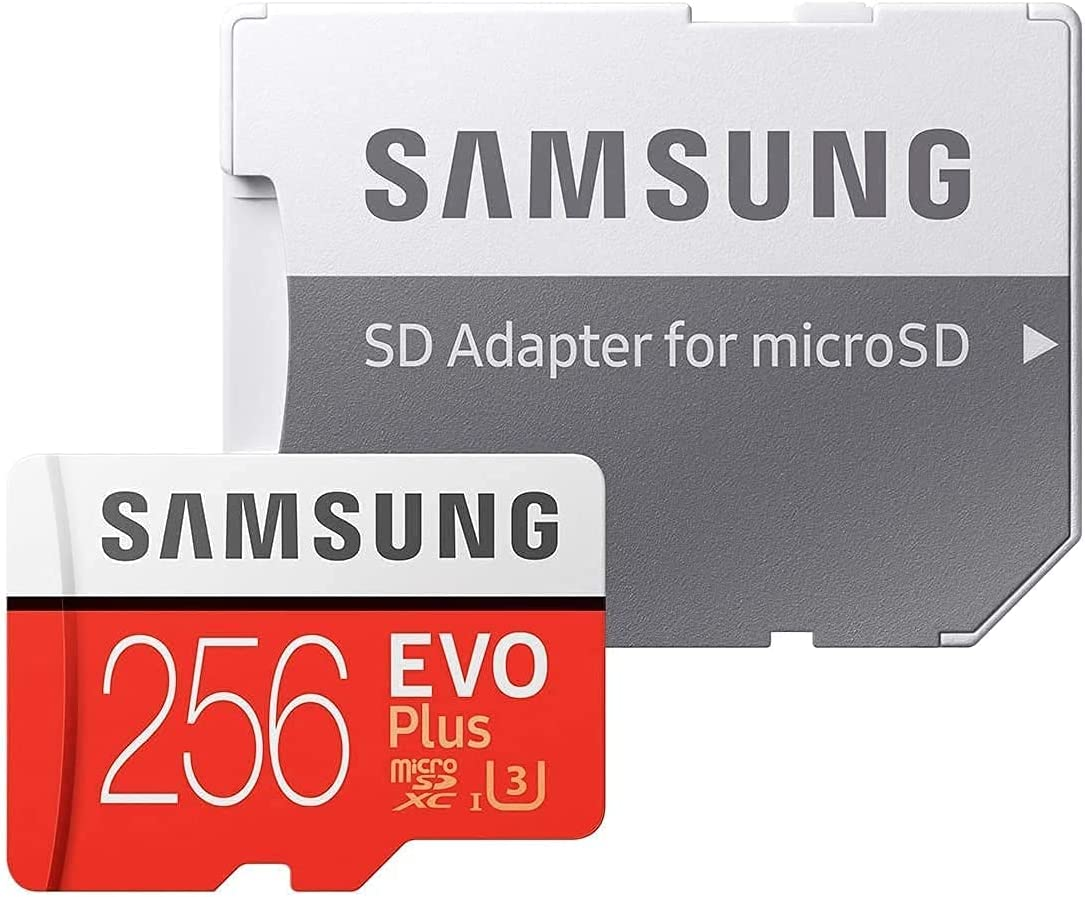 TOSHIBA Micro SD Memory Card 256GB M203 microSDXC UHS-I U1 Card Class 10 microSD 256G Memory Card 100MB/s