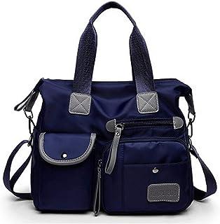 Portable Travel Bag Women's Handbags Ladies Mummy Bag Nylon Shoulder Bag