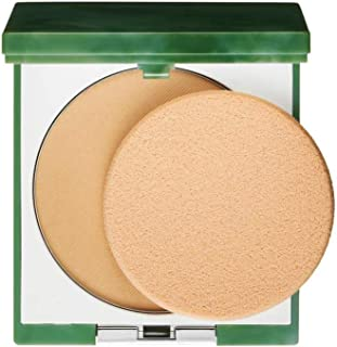 Clinique Stay-Matte Sheer Pressed Powder - # 02 Stay Neutral (MF) - Dry Combination To Oi for Women - 0.27 oz Powder, 8.10...