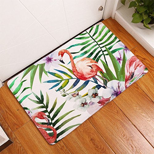 Aiweasi Bathroom Kitchen Floor Mats Door Mats