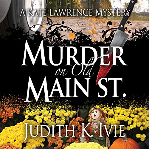 Murder on Old Main Street cover art