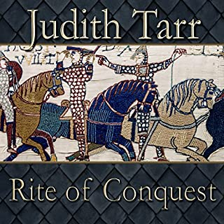 Rite of Conquest audiobook cover art