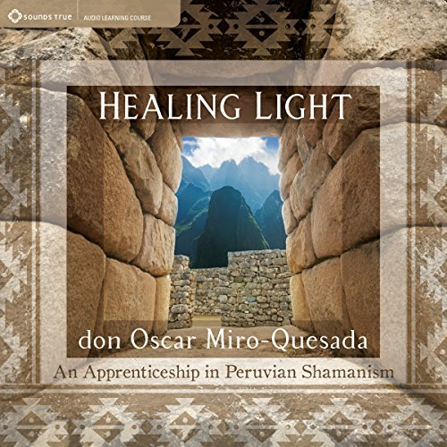 Healing Light audiobook cover art