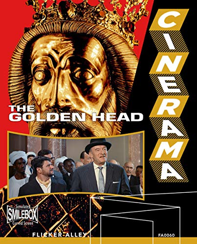 The Golden Head [Blu-ray]