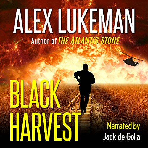 Black Harvest (The Project: Book Four) audiobook cover art