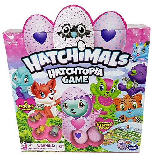 Hatchimals Season 2 Hatchtopia Game Toy