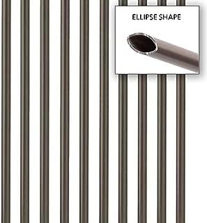 Deckorators Ellipse Aluminum 26