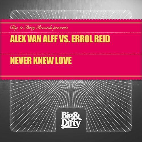 Alex van Alff, Errol Reid