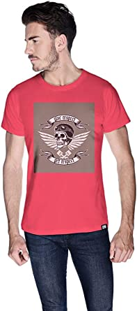 Creo Give Respect T-Shirt For Men - L
