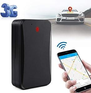 Auto GPS tracker-3g Real Time Tracking calamite impermeabile dispositivo allarme rimuovere over Speed Alarm per auto camion veicolo Van vocale monitoraggio anti-perso geo-fence 10000 nbsp mAh
