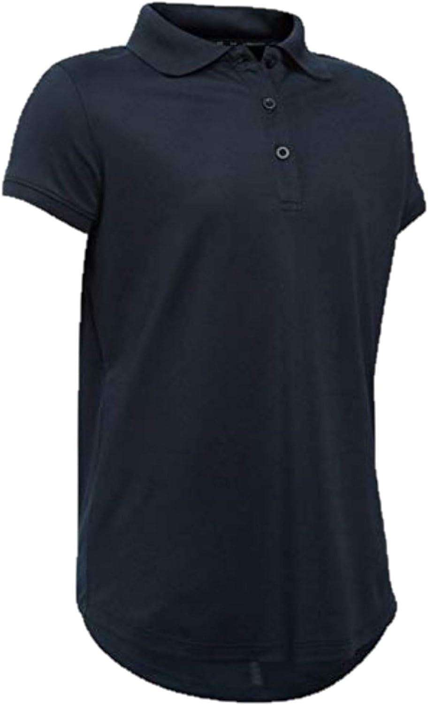 Under Armour Girls' UA Uniform Max Ranking TOP18 79% OFF Short Sleeve 4 - Pre-School Polo