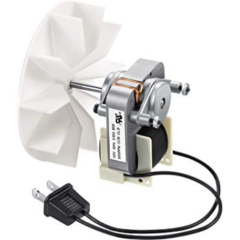 Bathroom Replacement Vent Kit Fan Motor Exhaust Blower for Broan Nutone Fasco