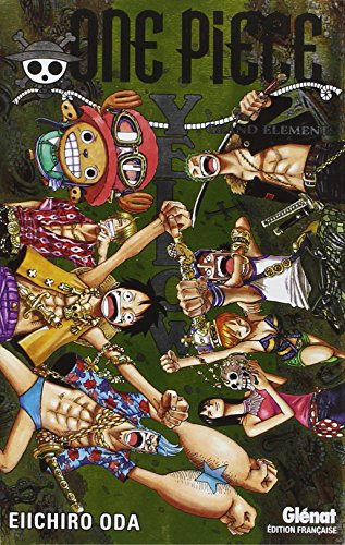 One Piece - Yellow