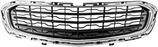 GM1200728 Front Center Grille compatible with Chevrolet Cruze, Cruze Limited