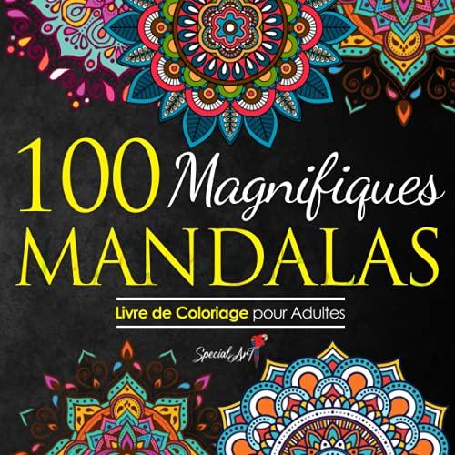 Le livre de coloriage pour adultes spécial Mandala