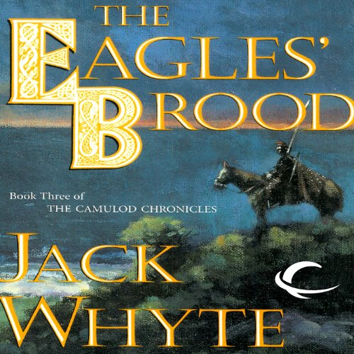 The Eagles' Brood audiobook cover art