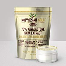 Polynesian Gold™ 70% CO2 Extract - 10g Jar
