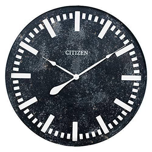 Citizen Clocks Citizen CC2045 Gallery Wanduhr, Eisen