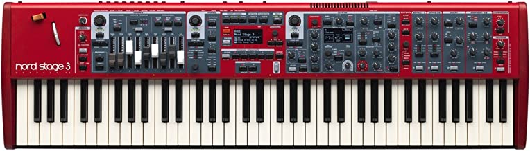 Nord USA Nord 3 Compact 73-Key Digital Stage Piano with Semi-Weighted Keybed (AMS-NSTAGE3-COMPACT)