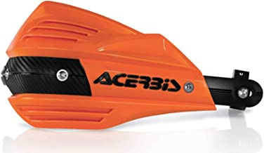 Acerbis 2374191008 Orange/Black Handguards