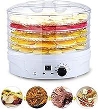 MissZZ Déshydrateur Alimentaire déshydrateur Alimentaire, Machine numérique électrique de déshydrateur Alimentaire - pour ...