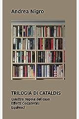 Trilogia di Cataldis Formato Kindle