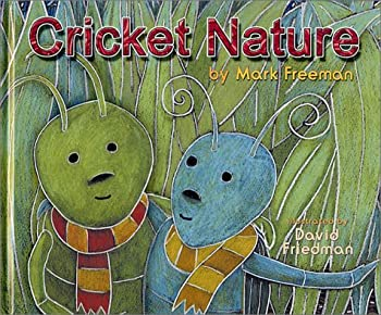 Hardcover Cricket Nature Book