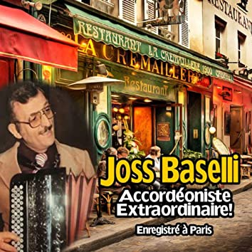 Accordéoniste extraordinaire!: Enregistré à Paris