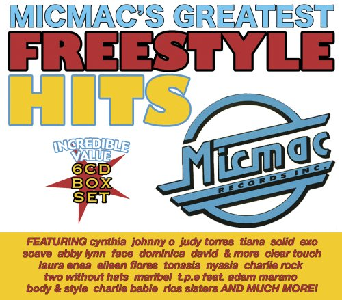 Mic Mac's Greatest Freestyle Hits