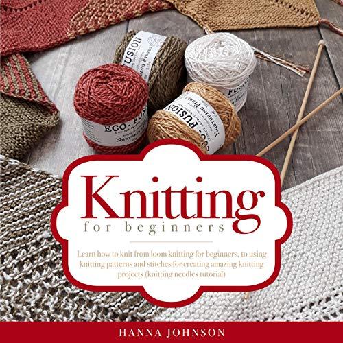 Knitting for Beginners Titelbild