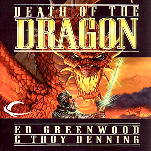 Death of the Dragon cover art