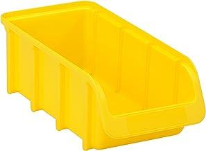 hünersdorff Lagersichtbox Gr e 2/L Gelb