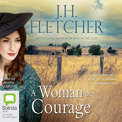 A Woman of Courage cover art
