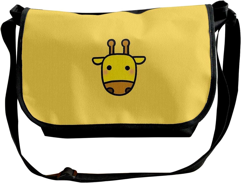3a3315d0bc5a Pack Giraffe Waterproof College Student Bag for Men Single Shoulder ...