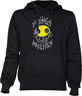 Day For Mayhem Sudadera con Capucha Unisexo Hombre Mujer Black Hoodie Unisex Men's Women's