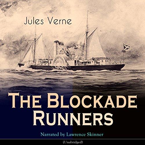 The Blockade Runners audiobook cover art