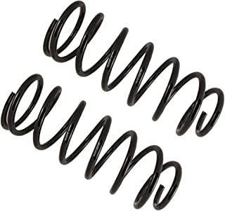 Bilstein 53-292018 B12 Special Suspension Kit Rear 1.75 Lift Incl. Pair Of Coil Springs Black Finish Springs B12 Special Suspension Kit